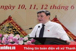 Đồng chí Lê Anh Xuân tái đắc cử Bí thư Thành ủy TP Thanh Hóa, nhiệm kỳ 2020-2025