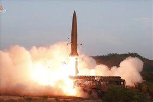 Triều Tiên tuyên bố tăng cường phát triển vũ khí hạt nhân