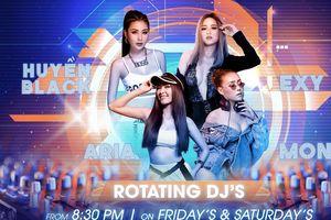 The Grand Hồ Tràm Resort & Casino tổ chức DJ cuối tuần