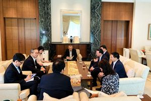 Thúc đẩy quan hệ hợp tác toàn diện giữa Quảng Ninh và Nhật Bản trên tất cả các lĩnh vực