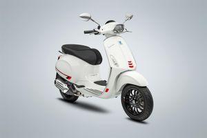 Vespa Sprint S phiên bản động cơ 150cc ra mắt thị trường Việt Nam
