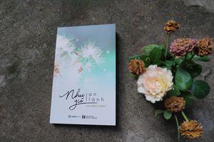 Như gió an lành - sách mới của Lưu Đình Long
