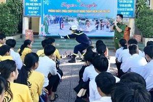 Phòng chống đuối nước, tai nạn thương tích cho trẻ em