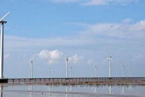 Điện gió gánh trọng trách lo điện