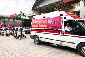 Hà Nội phát động 'Ngày ASEAN phòng, chống sốt xuất huyết năm 2020'