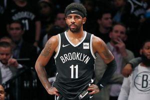 Kyrie Irving và dàn sao bóng rổ không ủng hộ NBA trở lại