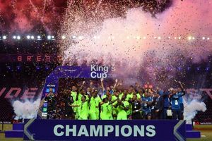 Thái Lan hoãn Giải bóng đá King's Cup năm 2020