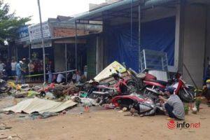 Tai nạn thảm khốc ở Đắk Nông: Xe tải lao như tên bắn, 4 người tử vong ở cùng một xã