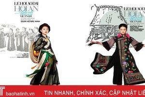 Áo dài Việt - tâm hồn Việt, văn hóa Việt