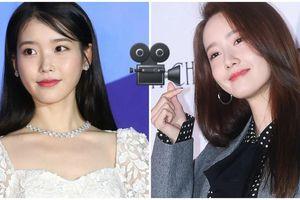 IU và Yoona (SNSD) cùng dắt tay nhau làm ban giám khảo cho Liên hoan phim ngắn Mise-En-Scène
