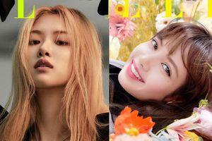 Cả 4 thành viên BlackPink đều lên bìa Elle