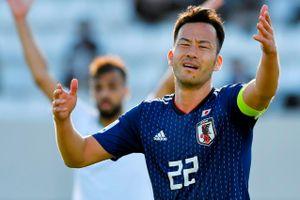 Đội trưởng tuyển Nhật Bản thừa nhận khó thắng Việt Nam ở hiện tại