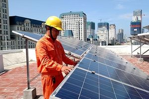 Bảo đảm sử dụng điện tiết kiệm và hiệu quả