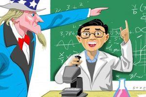 Trò chơi 'một mất một còn' với Trung Quốc khiến Mỹ mất nhiều hơn được