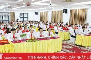 Phấn đấu tổ chức Đại hội Đảng bộ Khối CCQ&DN Hà Tĩnh vào cuối tháng 7/2020