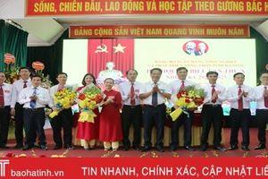 Mở rộng vốn cho 'tam nông', góp phần xây dựng nông thôn mới Hà Tĩnh