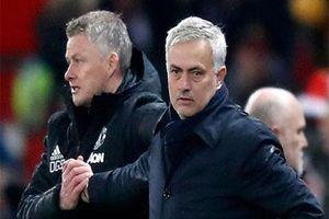 Mourinho đánh giá thấp Solskjaer trước đại chiến với M.U