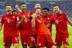 Bayern sẽ vô địch Bundesliga vào ngày 17/6 tới?