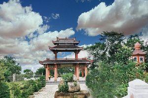Ngôi chùa độc đáo trên núi Thị Vải