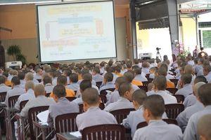 TP.HCM : Tập huấn biến đổi khí hậu đến Tăng Ni sinh