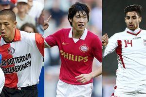 Những cầu thủ châu Á thành công nhất tại giải VĐQG Hà Lan