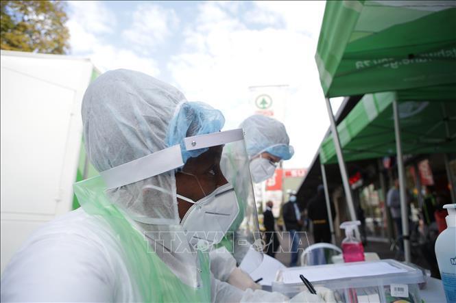 Cảnh báo xu hướng ca mắc mới COVID-19 gia tăng ở châu Phi