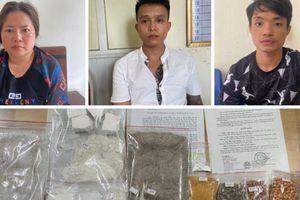 Danh tính 'bà trùm' ma túy liên tỉnh vừa bị bắt ở Hải Phòng