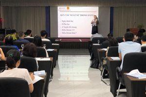 Tập huấn về Quy tắc xuất xứ hàng hóa trong EVFTA