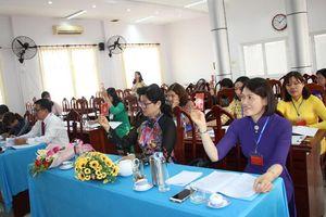 Đồng chí Nguyễn Thị Quyến đắc cử Phó Bí thư Chi bộ Hội Liên hiệp Phụ nữ tỉnh An Giang nhiệm kỳ 2020-2025