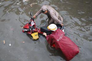 TP.HCM đón cơn mưa lớn nhất từ đầu năm