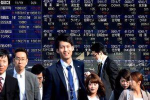 Nhà đầu tư phấn chấn với động thái của FED, chứng khoán châu Á bùng nổ