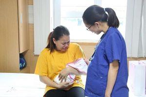 76 ngày giành giật sự sống cho bé sinh non chỉ 600 gr