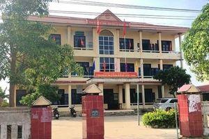 Lại một Bí thư xã ở Quảng Bình bị rớt khi bầu Ban Chấp hành Đảng ủy