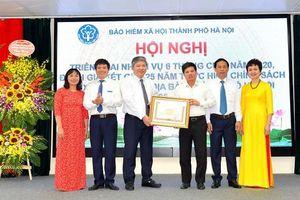 BHXH TP. Hà Nội quyết hoàn thành các chỉ tiêu giai đoạn 2020-2025