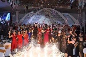 Dàn sao hội ngộ mừng Happy Women Leader Network tròn 3 tuổi