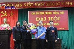 Văn phòng tổng hợp VKSND tỉnh Hải Dương: Lá cờ đầu trong các phong trào thi đua