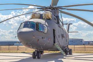 Top 10 máy bay trực thăng lớn nhất từng được chế tạo