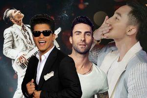 Album OST Sky Tour Movie của Sơn Tùng M-TP vượt mặt Bruno Mars, Maroon 5,… trên BXH Itunes Worldwide