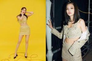Jennie Black Pink & Joy Red Velvet đụng độ váy áo, fan bùng lên so sánh