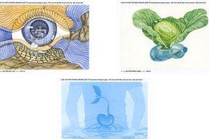 2 tác phẩm đạt điểm cao nhất cuộc thi thiết kế Phiếu hồi đáp quốc tế