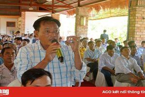 Hội thảo 'Liên kết chuỗi sản xuất và tiêu thụ lúa gạo thông minh qua mô hình hợp tác xã kiểu mới'