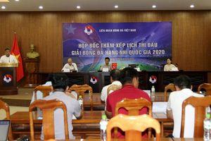 Đồng Nai vẫn tham dự Giải hạng Nhì 2020