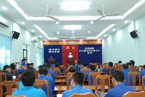 Nha Trang: Bồi dưỡng nghiệp vụ cho 70 cán bộ Đoàn