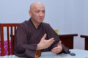 HT.Thích Huệ Thông nói về Giáo hội Phật giáo Cổ truyền VN