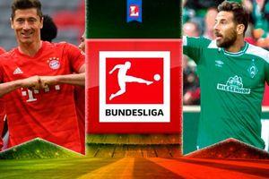 Đội hình dự kiến giúp Bayern 'hạ đẹp' Bremen để lên ngôi vô địch Bundesliga