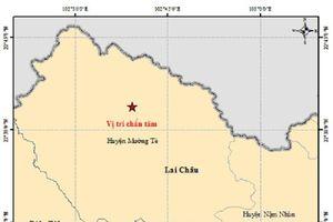Động đất 4,9 độ richter tại Mường Tè, Lai Châu