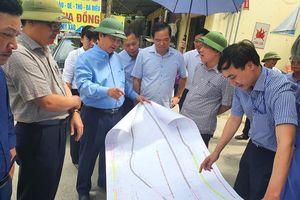 Hoàn thành nâng cấp đường Tản Lĩnh - Yên Bài trước ngày 2-9