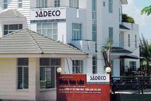 Khởi tố thêm 3 cán bộ thuộc Sadeco