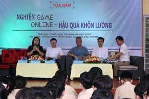 Nghiện game online trong giới trẻ: Vấn nạn nhức nhối chưa có 'thuốc' đặc trị