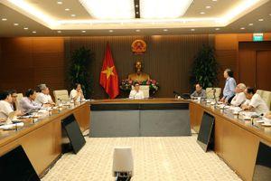 Phó Thủ tướng nghe báo cáo tiến độ biên soạn Quốc sử, Quốc chí